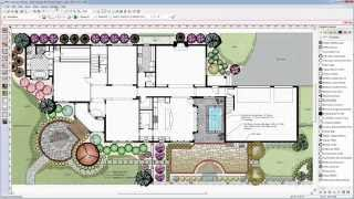 Download Easy-to-Use CAD for Landscape Design with PRO Landscape Video