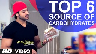 Download Top 6 Source of Carbohydrates | Health and Fitness Tips | Guru Mann Video