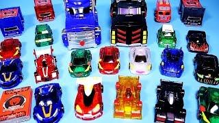 Download 터닝메카드 22대 MeCard 미니특공대 헬로 카봇 장난감 동영상 Turning MeCard transforming car toys Video
