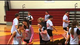 Download Bedford Bulldogs vs Manchester Central - NHIAA Unified Basketball (2/12/16) Video
