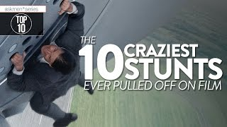 Download 10 CRAZY Stunts That Came Before Mission: Impossible 5 | Top 10 Video