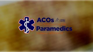 Download OPSEU salutes its ambulance communications officers Video