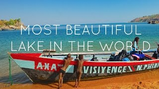 Download LAKE MALAWI: MOST BEAUTIFUL LAKE IN THE WORLD Video