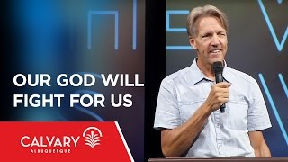 Download Our God Will Fight for Us - Nehemiah 4 - Skip Heitzig Video