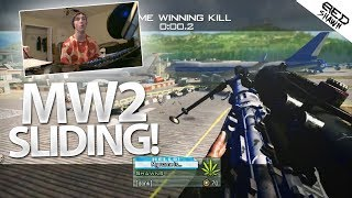 Download SLIDING ON MW2?! (3 TRICKSHOTS!) Video