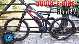 Download Sind 5000€ E-Bike ihr Geld Wert? Cube Stereo Hybrid Review/Test [Deutsch/German] Video