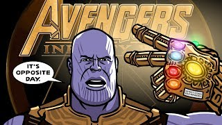 Download Avengers Infinity War Trailer Spoof - TOON SANDWICH Video