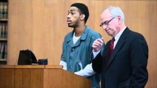 Download Joei Jordan asks for mercy before life sentence in Paul DeWolf murder Video