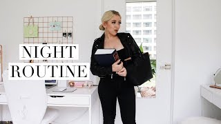 Download My Night Time Routine For US Law School/University Video