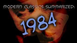Download Modern Classics Summarized: 1984 Video