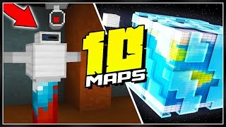 Download 10 Minecraft Maps You'll Want To See Video