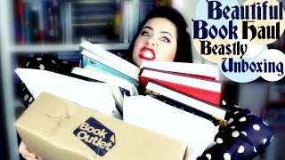 Download Beautiful Book Haul and A Beastly Unboxing Video