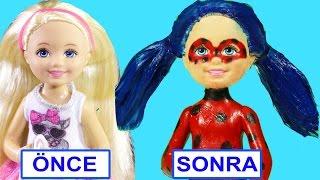 Download Barbie Chelsea'den Mucize Uğur Böceği Yaptım   Nasıl Yapılır   EvcilikTV ″Kendin Yap″ Video