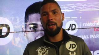 Download 'TYSON FURY HAS MENTALLY DESTROYED KLITSCHKO, JOSHUA WILL KNOCK HIM OUT IN 4 ROUNDS' - TONY BELLEW Video