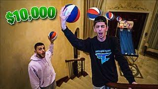 Download BEST TRICKSHOT WINS $10,000 - Basketball Challenge Video