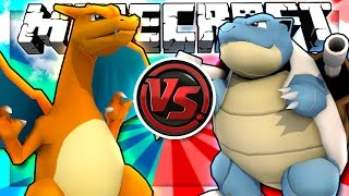 Download THE RED VS BLUE POKEMON CHALLENGE! Video