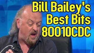 Download Bill Bailey's Best Bits - 8 Out Of 10 Cats Does Countdown (part 1) Video