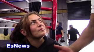 Download future champ alviera white now at pullman gym EsNews Boxing Video