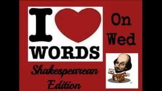 Download Shakespearean Words on Wed #2 Video