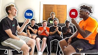 Download HOW WELL DO THE SIDEMEN KNOW EACH OTHER? Video