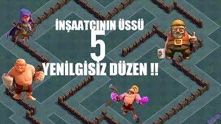 Download Clash Of Clans İnşaatçı Üssü 5 en iyi YENİLGİSİZ EFSANE DÜZEN !!(YENİ GÜNCELLEME) Video