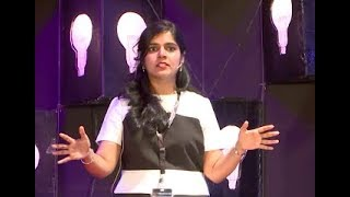 Download Make People Smile Again | Archana Suresh | TEDxNitteUniversity Video