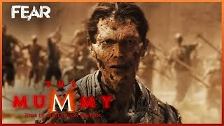 Download Zi Yuan Raises The Army Of The Dead | The Mummy: Tomb Of The Dragon Emperor Video