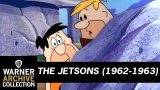 Download The Jetsons meet The Flintstones for the first time! Video