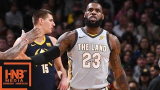 Download Cleveland Cavaliers vs Denver Nuggets Full Game Highlights / March 7 / 2017-18 NBA Season Video