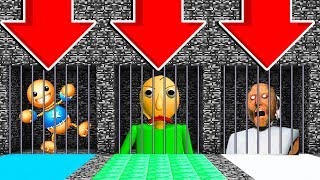 Download DO NOT OPEN THE WRONG PRISON! (KICK THE BUDDY,BALDI'S BASICS,GRANNY)Ps3/Xbox360/PS4/XboxOne/PE/MCPE Video