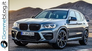 Download 2020 BMW X3 M Competition - 510 HP TwinPower Video