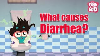 Download What Causes Diarrhea? - The Dr. Binocs Show   Best Learning Videos For Kids   Peekaboo Kidz Video