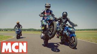 Download Suzuki host All-Star 125 race   Motorcyclenews Video
