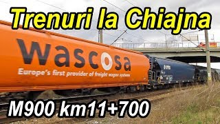 Download Trenuri la Chiajna,Trainspotting near Bucharest,Züge am Wochenende Video