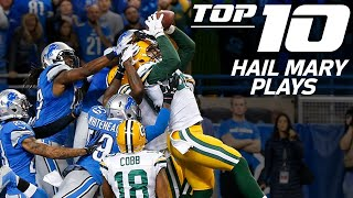Download Top 10 Hail Mary Plays | NFL Films Video