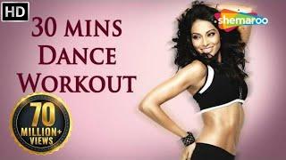 Download 30 Mins Aerobic Dance Workout - Bipasha Basu Break free Full Routine - Full Body Workout Video
