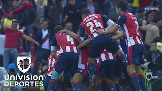 Download Chivas derrotó en los penales a América y está en la final de la Copa MX Video