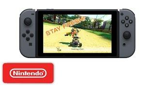 Download Nintendo Switch - Taking Screenshots Video