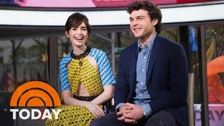 Download Lily Collins, Alden Ehrenreich On New Warren Beatty Film 'Rules Don't Apply' | TODAY Video