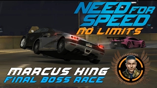 Download Final Boss Race Marcus King Koenigsegg CCX Need for Speed No Limits Gameplay Video