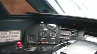Download In cabina TGV R 38001 e 38002 Milano-Paris -parte 1 Video