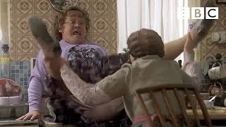 Download Mrs Brown's sticky situation - Mrs Brown's Boys: Preview - BBC One Christmas 2013 Video