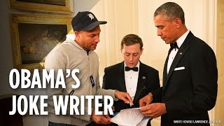 Download Meet the Speechwriter Behind Obama's Best Jokes Video