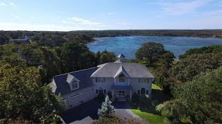 Download Palatial Waterview Home in East Sandwich, Massachusetts Video
