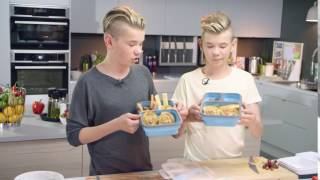 Download Marcus & Martinus piffer opp matboksen! AD Video