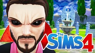 Download I'M THE KING OF VAMPIRES - The Sims 4 #7 Video