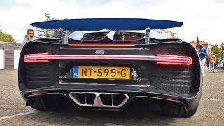 Download 2017 Bugatti Chiron SOUND! (First Chiron in The Netherlands) Video