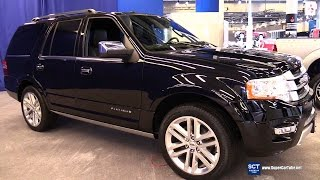 Download 2016 Ford Expedition - Exterior and Interior Walkaround - 2016 Montreal Auto Show Video