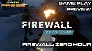 Download Firewall: Zero Hour - GAME PRESS GAMEPLAY Video