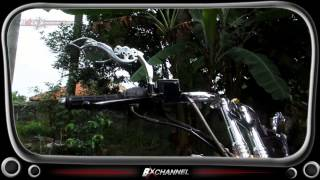 Download Modifikasi Honda Tiger Chopper Cermin Jiwa Pelaut Video